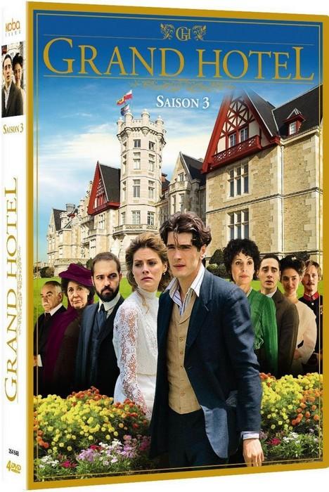 Grand Hotel saison 3