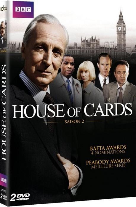 House of cards uk saison 2