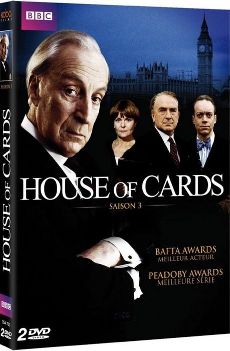 House of cards uk saison 3