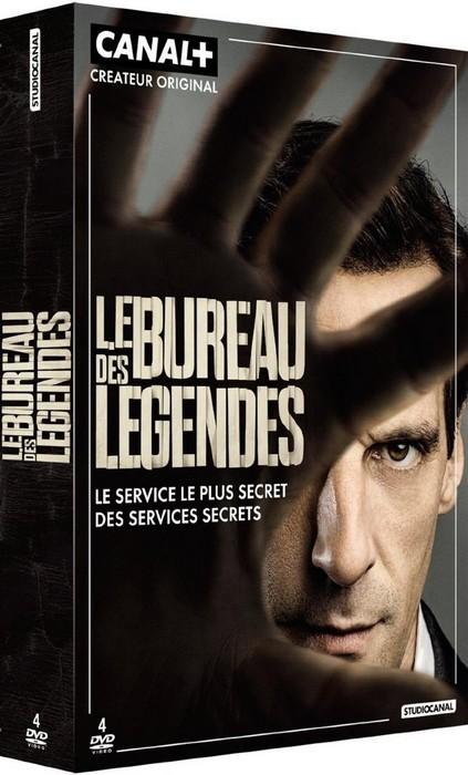 Le Bureau des légendes DVD