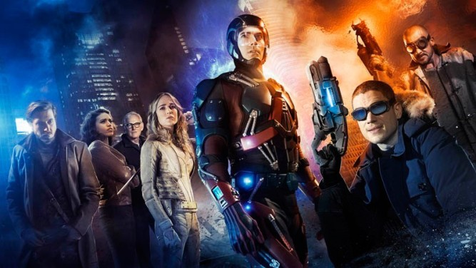 Legends of Tomorrow - CW