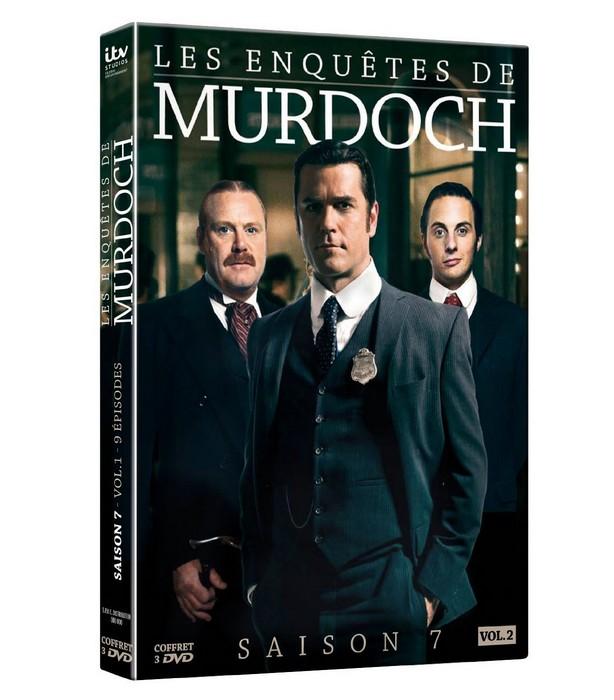 Les enquêtes de Murdoch s7vol2