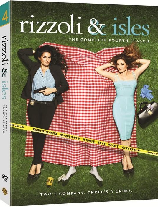 Rizzoli & Isles saison 4