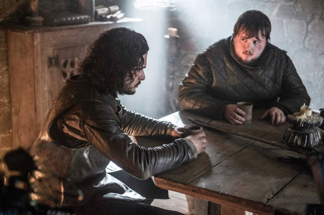 Game of Thrones - record audience season 5 finale