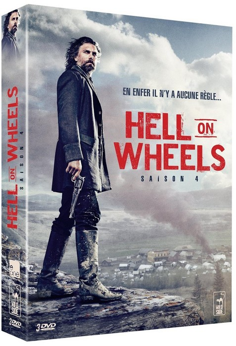 Hell on Wheels saison 4