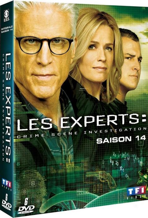 Les Experts saison 14