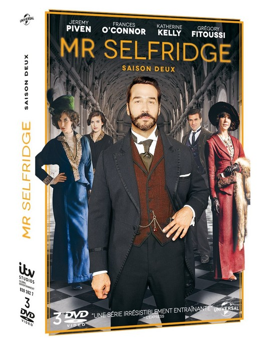 Mr Selfridge saison 2
