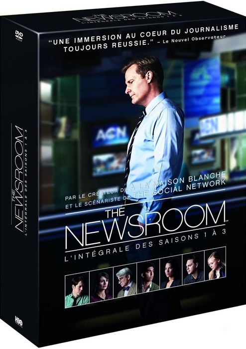The Newsroom intégrale