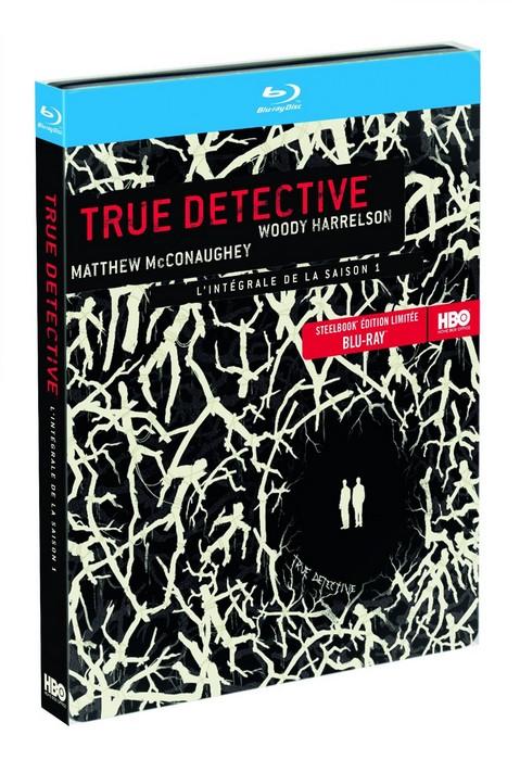 True Detective saison 1 BR Steelbook