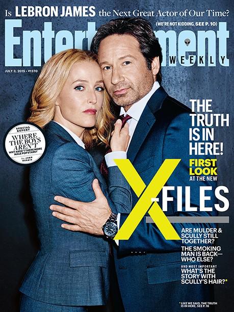 X-Files - EW