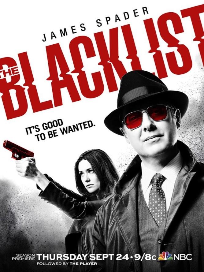 Blacklist saison 3
