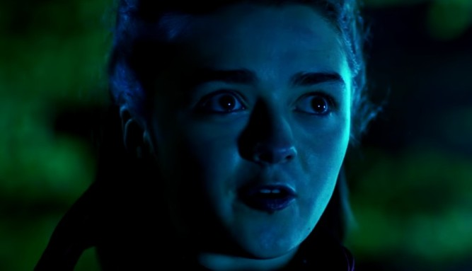 Maisie Williams - dr Who