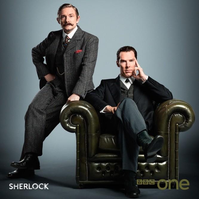 Sherlock - christmas special