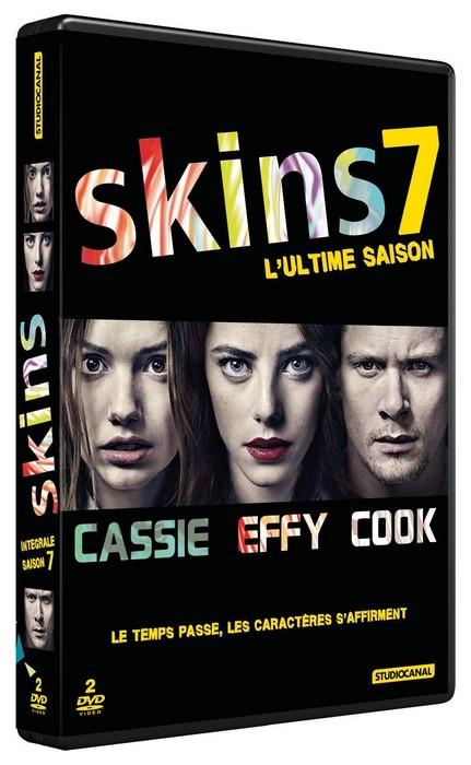 Skins saison 7