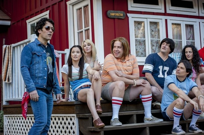 Wet Hot American Summer - First Day of Camp