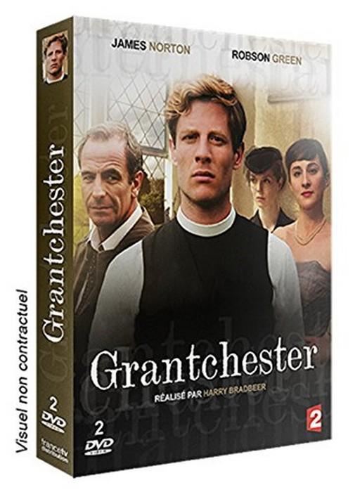 Grantchester saison 1