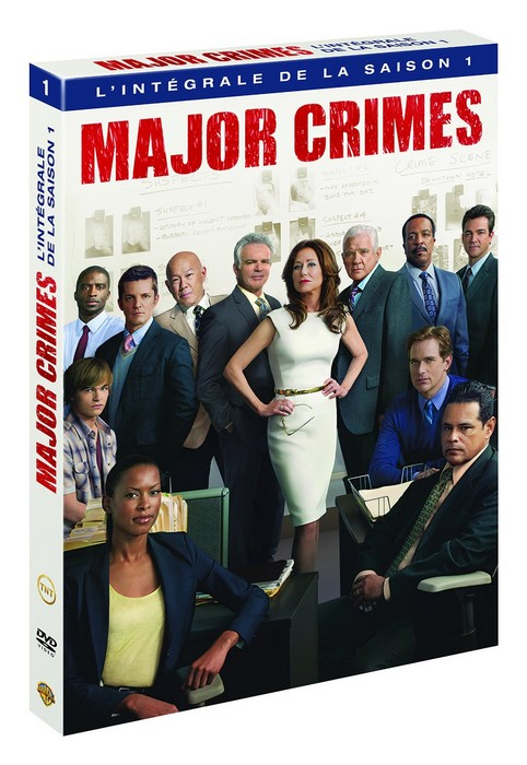 Major Crimes saison 1