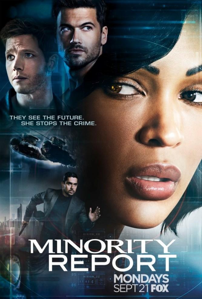 Minority Report FOX