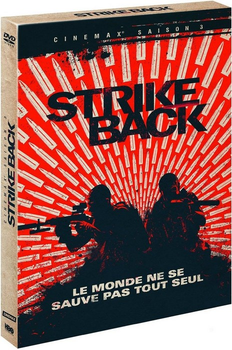 Strike Back saison 3