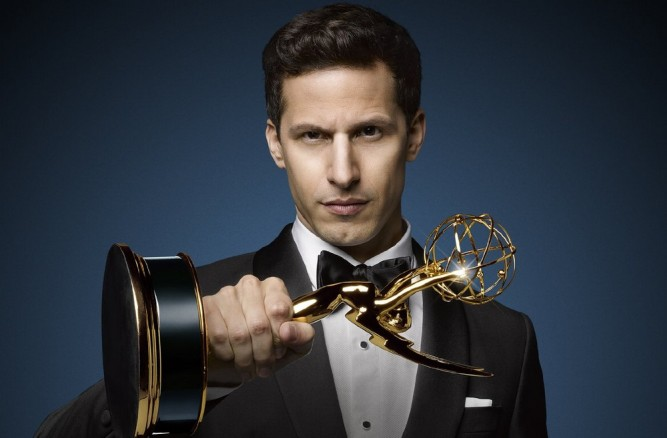 Emmy Awards - Andy Samberg