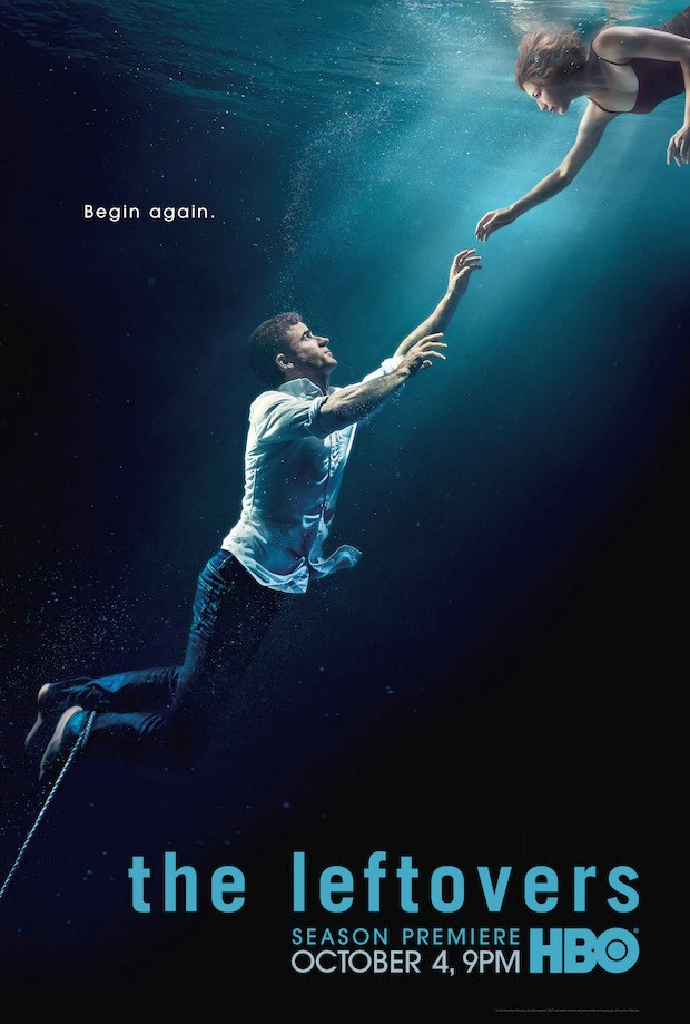 The Leftovers saison 2 affiche promo