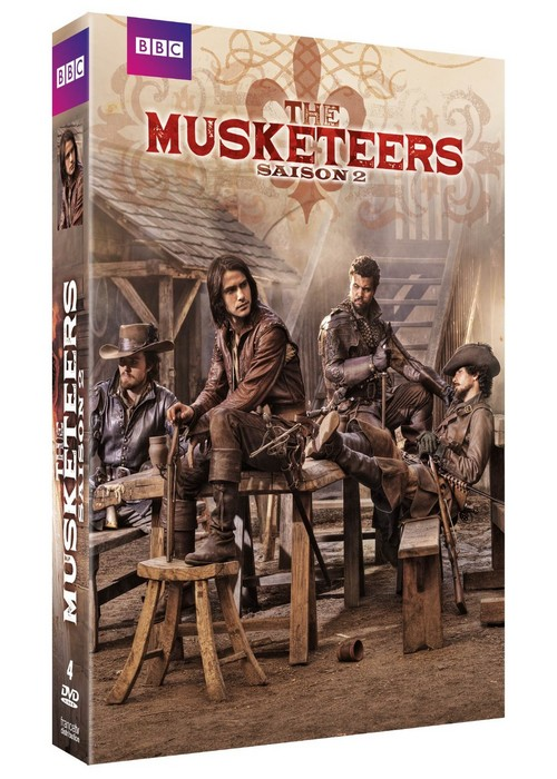The Musketeers saison 2