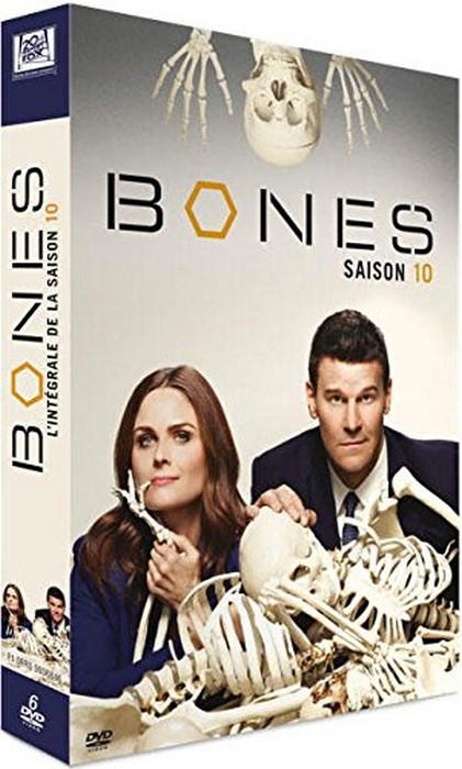 Bones - saison 10