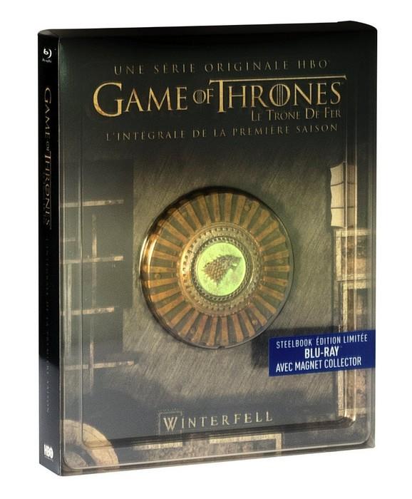 Game of Thrones saison 1 BR