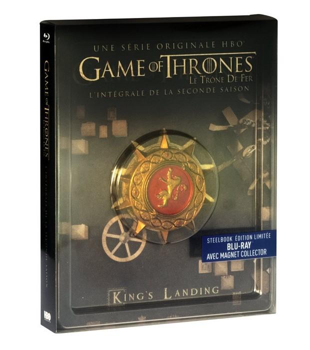 Game of Thrones saison 2 BR