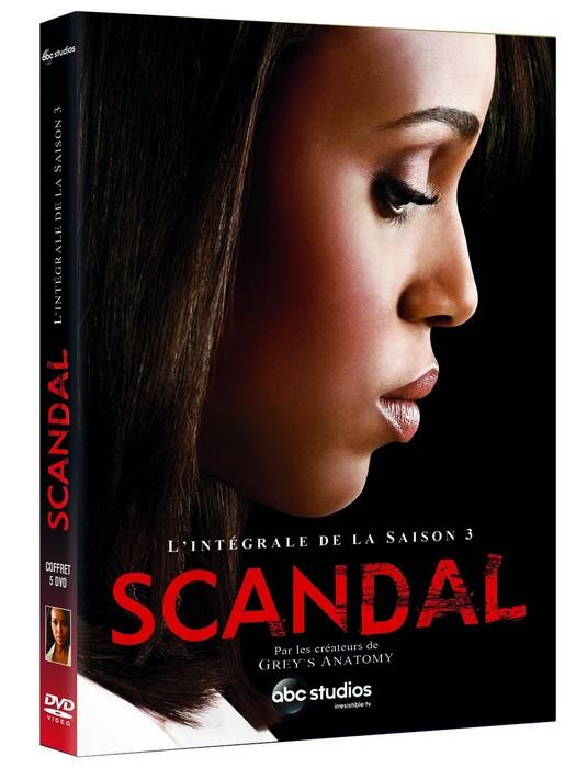 Scandal saison 3