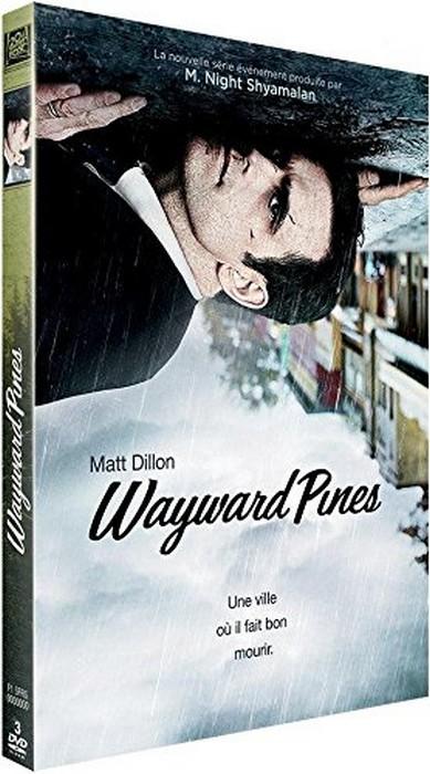 Wayward Pines saison 1 DVD