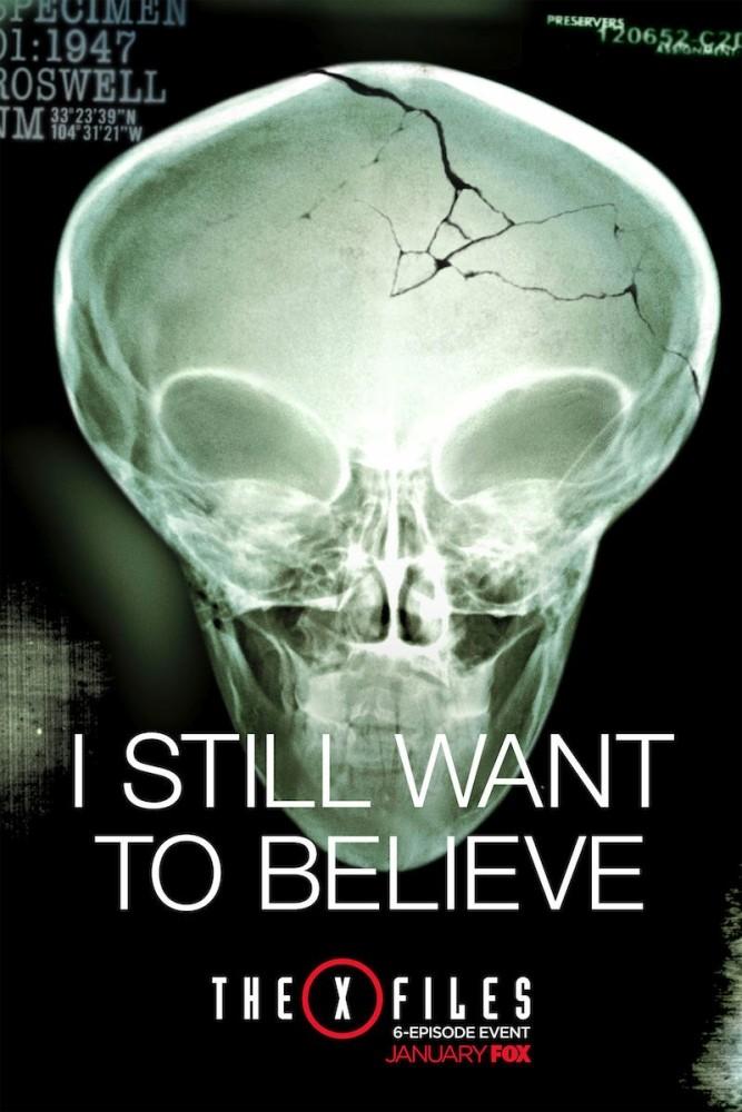 X-Files affiche