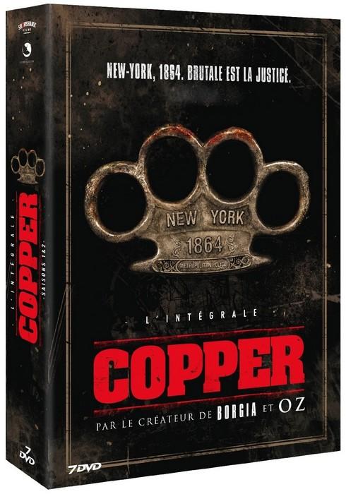 Copper - intégrale