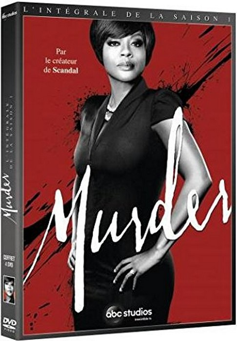 How to get away with murder saison 1 DVD
