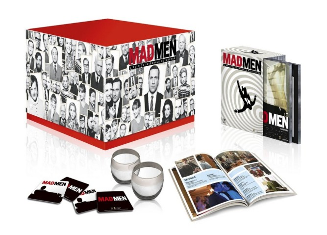 Mad Men intégrale blu-ray