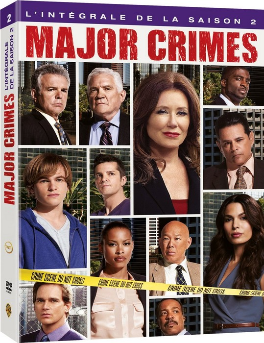 Major Crimes saison 2