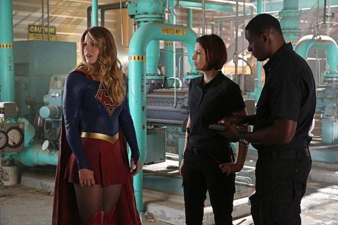Supergirl - épisode 2
