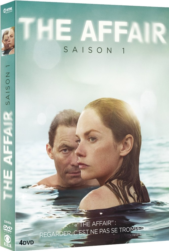 The Affair DVD