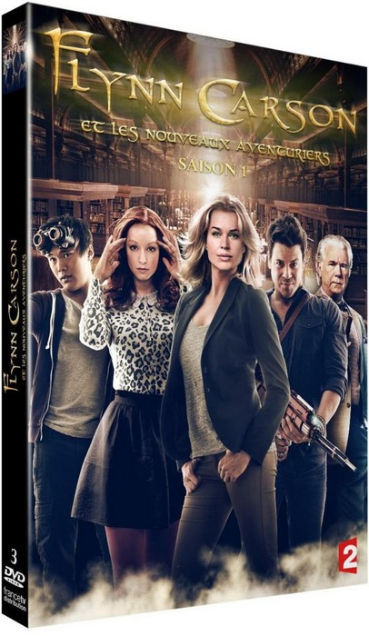 The Librarians saison 1