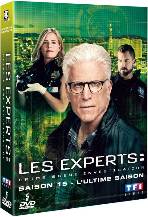 Les experts saison 15