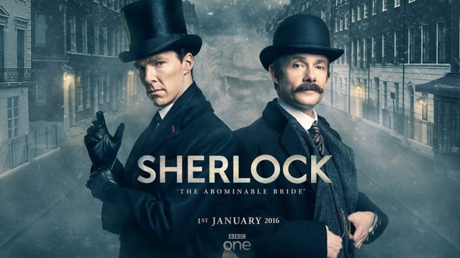 Sherlock - abominable bride