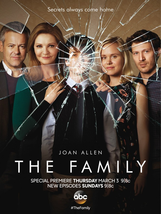 The Family affiche promo