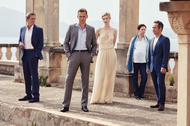 The Night Manager - AMC