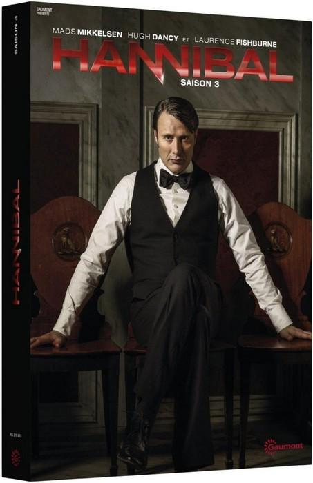 Hannibal DVD saison 3