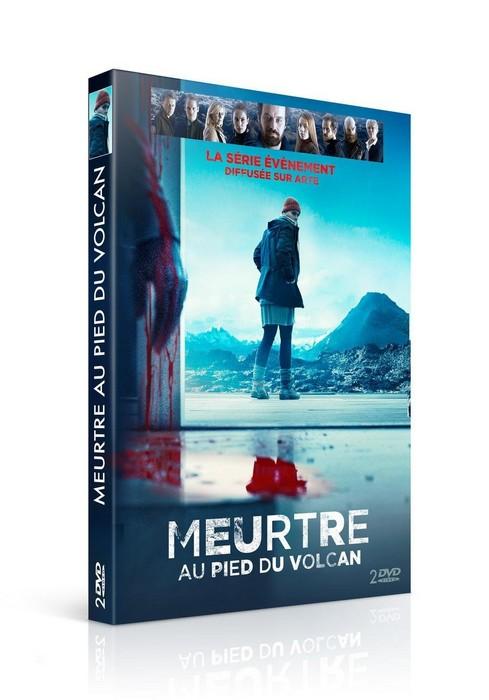 meurtre au pied du volcan dvd