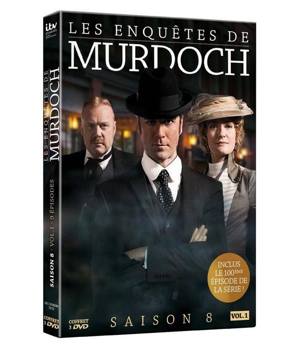 Murdoch saison 8 volume 1