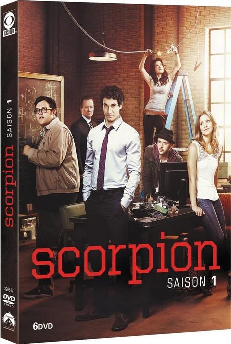 Scorpion saison 1