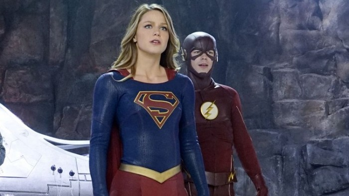 Supergirl - Flash