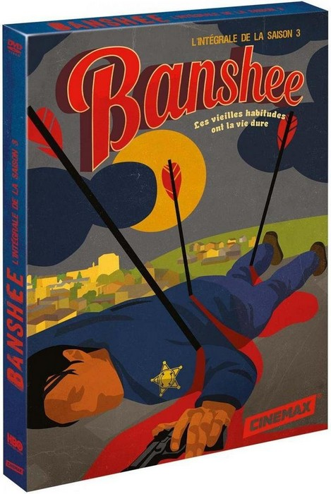 Banshee saison 3