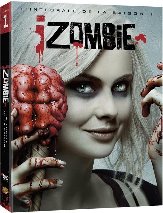 iZombie saison 1 DVD
